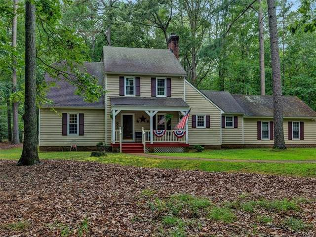 1615 King William Woods Road, Midlothian, VA 23113 (MLS #2029338) :: Treehouse Realty VA