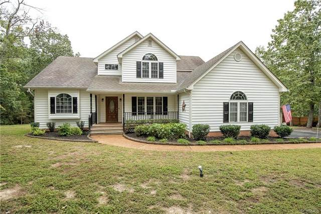 2125 Flint Hill Road, Powhatan, VA 23139 (MLS #2029348) :: Blake and Ali Poore Team