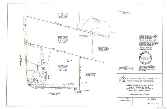 8401 Jahnke Road, North Chesterfield, VA 23235 (MLS #2029353) :: Treehouse Realty VA