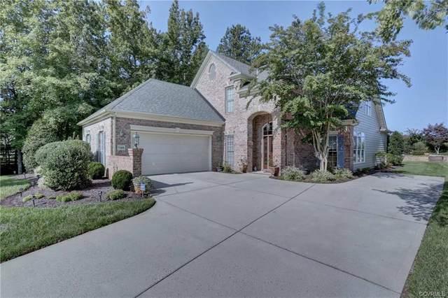 5500 Villa Green Drive, Providence Forge, VA 23140 (MLS #2029392) :: The RVA Group Realty