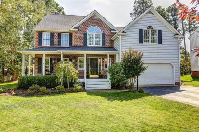 5712 Oak Mill Court, Glen Allen, VA 23059 (MLS #2029396) :: Keeton & Co Real Estate