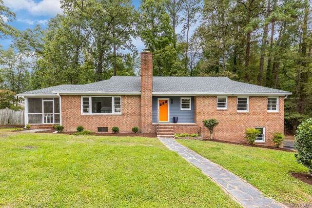 8202 Shelley Road, Henrico, VA 23229 (MLS #2029418) :: EXIT First Realty