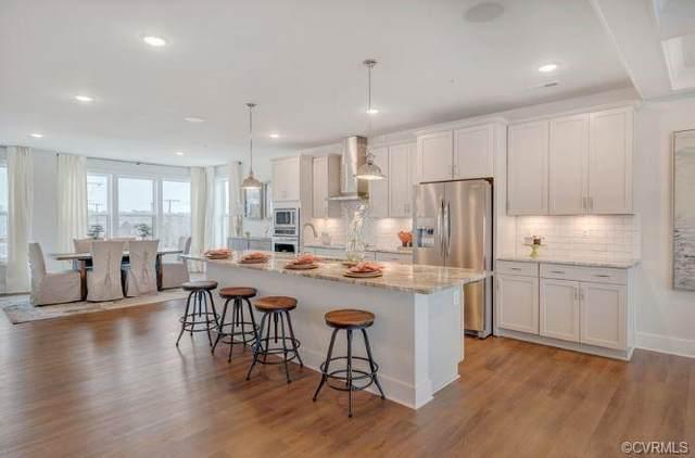8020 Wistar Glen Drive B, Richmond, VA 23228 (MLS #2029438) :: Treehouse Realty VA