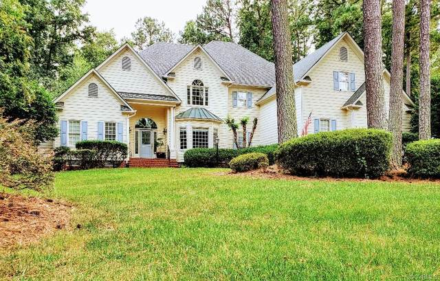 9805 Summerford Drive, Chesterfield, VA 23832 (MLS #2029446) :: EXIT First Realty