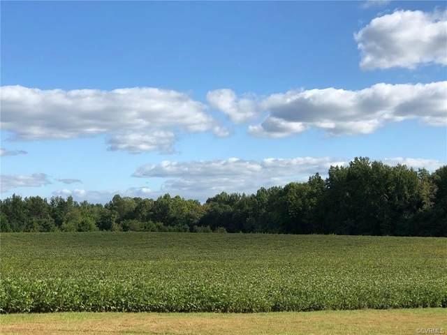 19.32 acres Namozine & Richmond Road, Mannboro, VA 23105 (MLS #2029455) :: Treehouse Realty VA