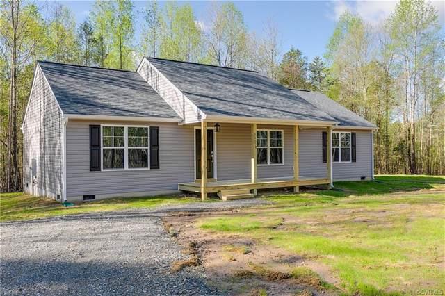 Lot 11 Greenes Corner Road, Bumpass, VA 23024 (MLS #2029474) :: Treehouse Realty VA