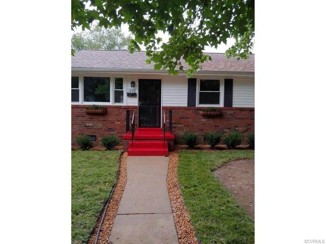 1228 N 38th Street, Richmond, VA 23223 (MLS #2029500) :: Treehouse Realty VA
