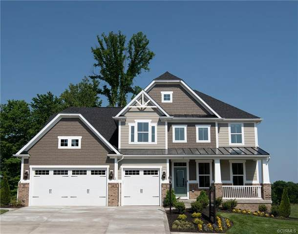 8228 Ferrill Court, Mechanicsville, VA 23116 (MLS #2029506) :: EXIT First Realty