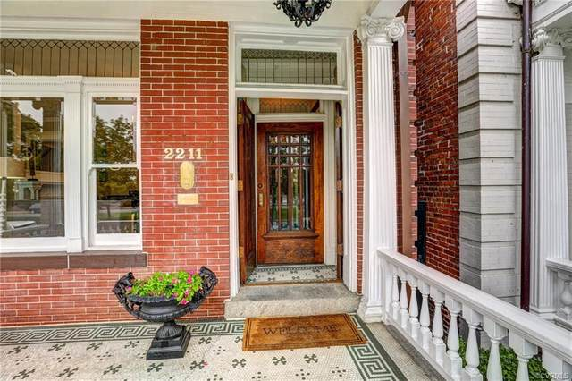 2211 Monument Avenue, Richmond, VA 23220 (MLS #2029513) :: Treehouse Realty VA