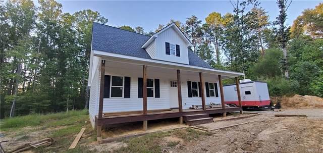 5698 Tyler Drive, Powhatan, VA 23139 (MLS #2029531) :: Treehouse Realty VA