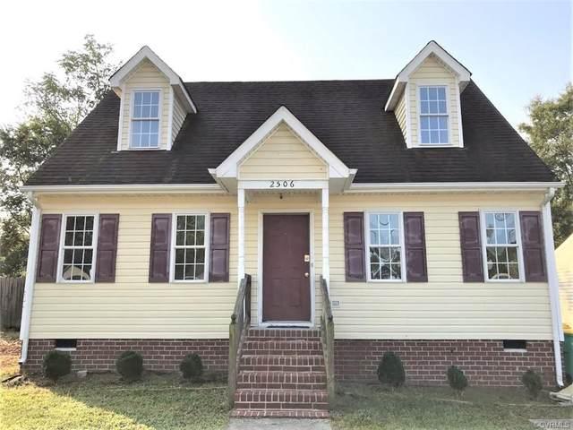 2506 Berry Street, Hopewell, VA 23860 (MLS #2029532) :: Treehouse Realty VA