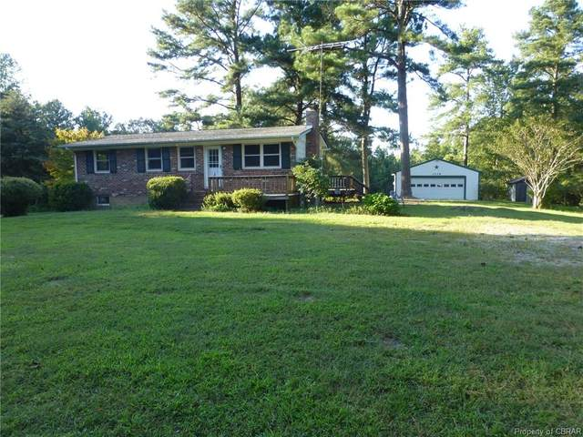 1218 Cheaneys Bridge Road, Dunnsville, VA 22454 (#2029536) :: Abbitt Realty Co.