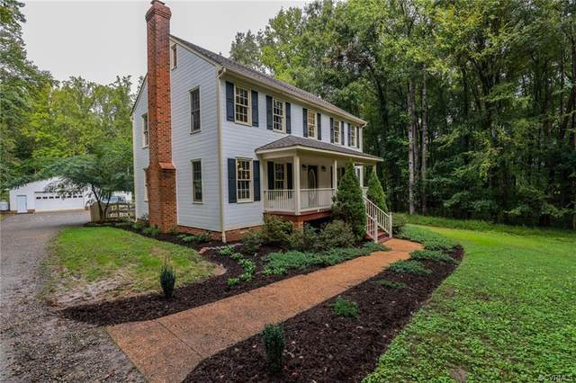 3315 Trenholm Road, Powhatan, VA 23139 (MLS #2029537) :: Treehouse Realty VA