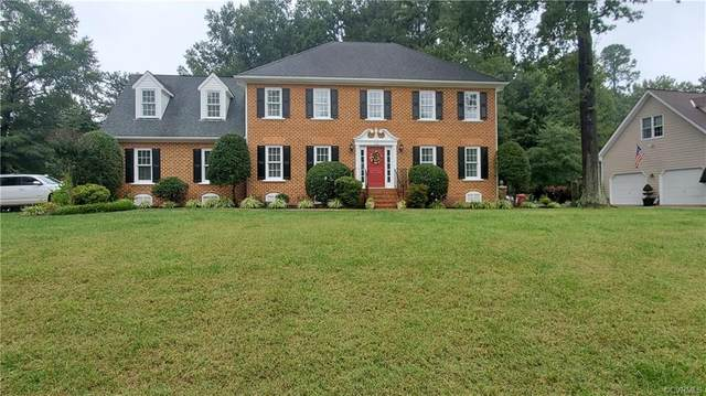 236 Comstock Drive, Colonial Heights, VA 23834 (#2029539) :: Abbitt Realty Co.