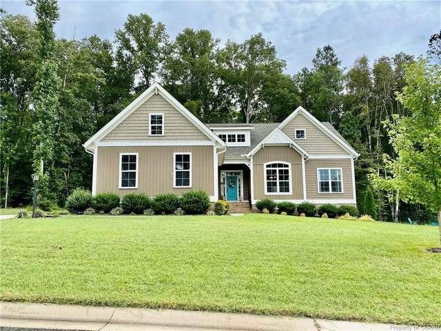7560 Winding Jasmine Road, Quinton, VA 23141 (MLS #2029559) :: The RVA Group Realty
