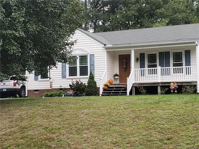 7456 Shire Parkway, Mechanicsville, VA 23111 (MLS #2029560) :: Treehouse Realty VA
