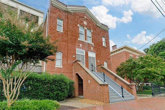 209 N 19th Street U21, Richmond, VA 23223 (MLS #2029586) :: Treehouse Realty VA