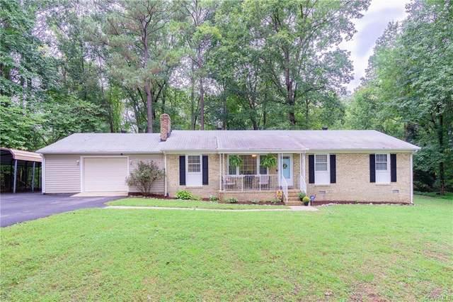 5176 Windsor Road, Sandston, VA 23150 (MLS #2029604) :: Treehouse Realty VA