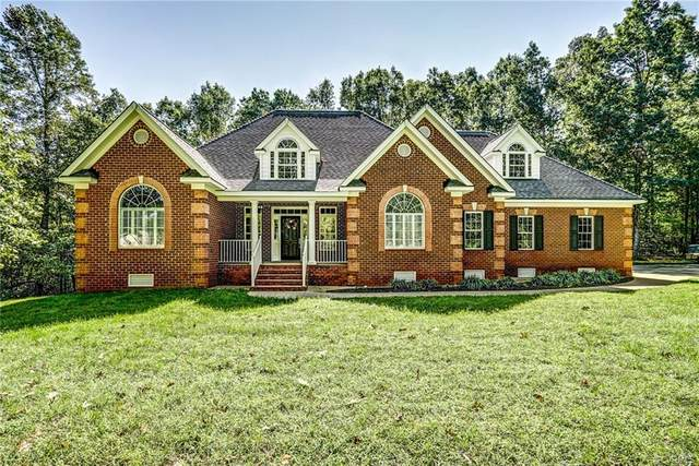5181 Keitts Corner Road, Mechanicsville, VA 23111 (MLS #2029605) :: The Redux Group