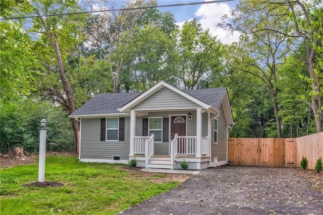 448 Orange, Petersburg, VA 23803 (MLS #2029609) :: Treehouse Realty VA