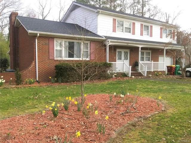 1807 Bogese Drive, Petersburg, VA 23805 (MLS #2029610) :: Treehouse Realty VA