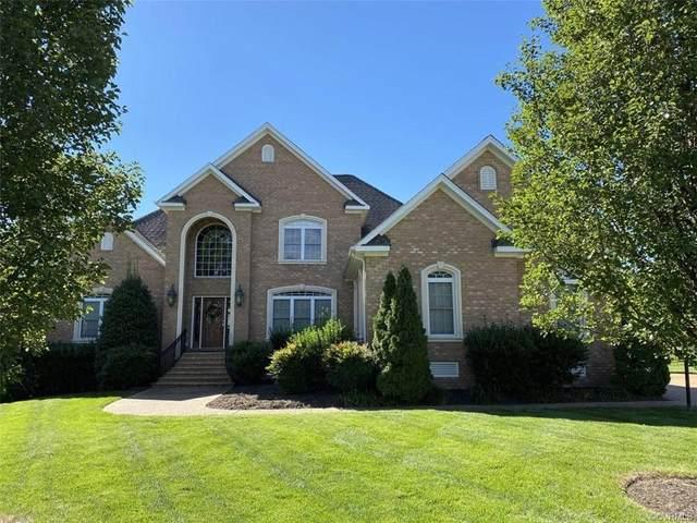 2701 Logan Estates Run, Henrico, VA 23233 (MLS #2029612) :: Keeton & Co Real Estate