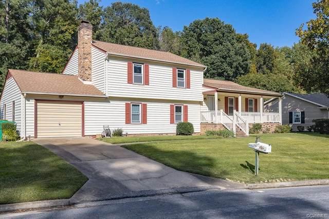 101 Tudor Road, Colonial Heights, VA 23834 (MLS #2029613) :: The Redux Group