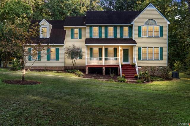 2130 Eastwood Pine Court, Moseley, VA 23120 (MLS #2029621) :: Keeton & Co Real Estate