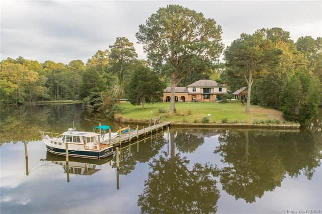 6995 Buckley Hall Road, Cobbs Creek, VA 23035 (MLS #2029624) :: Treehouse Realty VA
