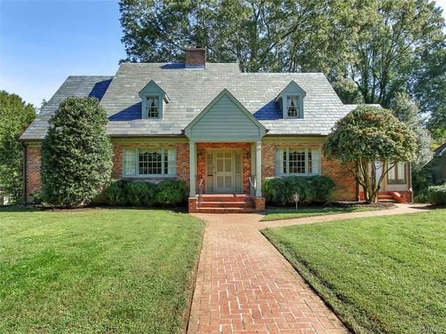 1747 Westover Ave, Petersburg, VA 23805 (MLS #2029648) :: EXIT First Realty