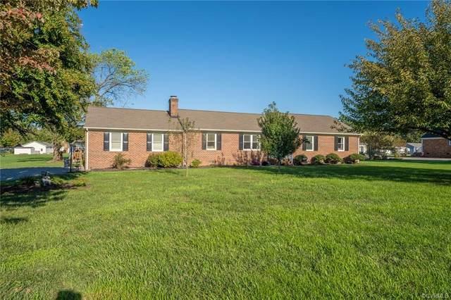 9328 Blacksmith Drive, Mechanicsville, VA 23116 (MLS #2029651) :: Keeton & Co Real Estate