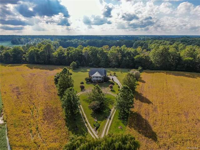 10203 Spawn Run Lane, Mechanicsville, VA 23116 (MLS #2029688) :: Treehouse Realty VA