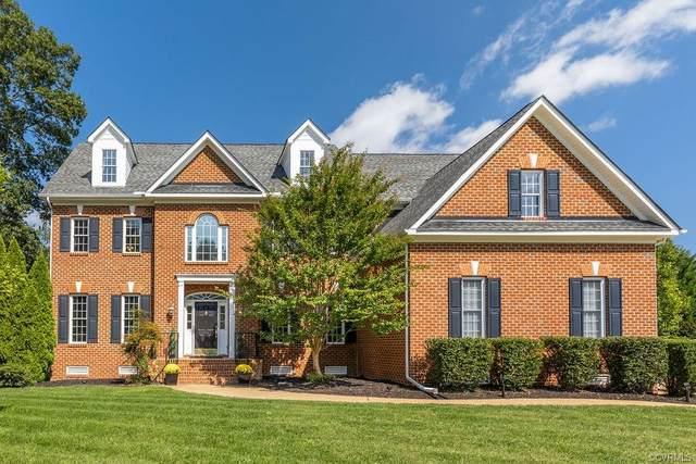 14124 Rigney Drive, Chesterfield, VA 23113 (MLS #2029696) :: Treehouse Realty VA