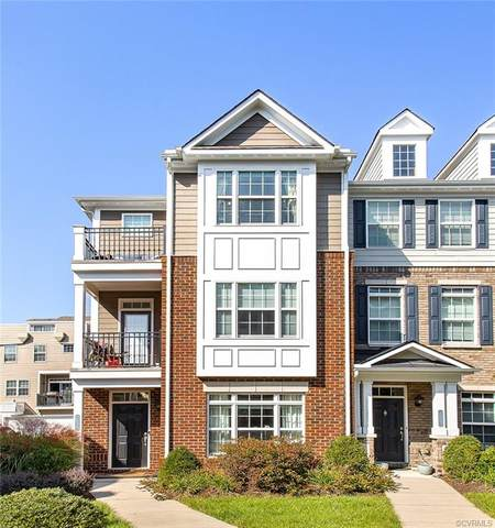 2529 Perch Lane #2529, Glen Allen, VA 23060 (#2029703) :: Abbitt Realty Co.