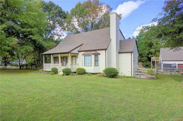 5804 Elfinwood Road, Chester, VA 23831 (MLS #2029707) :: Small & Associates