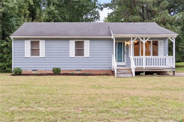 19506 Temple Avenue, Chesterfield, VA 23834 (MLS #2029708) :: Blake and Ali Poore Team