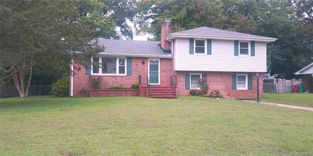 110 Winston Avenue, Colonial Heights, VA 23834 (MLS #2029737) :: Small & Associates