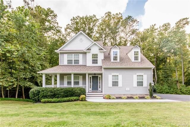 6004 Jenkins Bluff Lane, Sandston, VA 23150 (MLS #2029755) :: Treehouse Realty VA