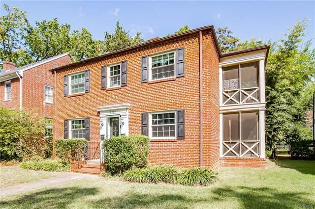 3916 Stuart Avenue #1, Richmond, VA 23221 (MLS #2029773) :: Small & Associates
