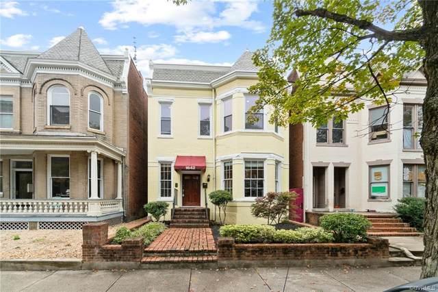 1642 W Grace Street, Richmond, VA 23220 (MLS #2029792) :: Keeton & Co Real Estate