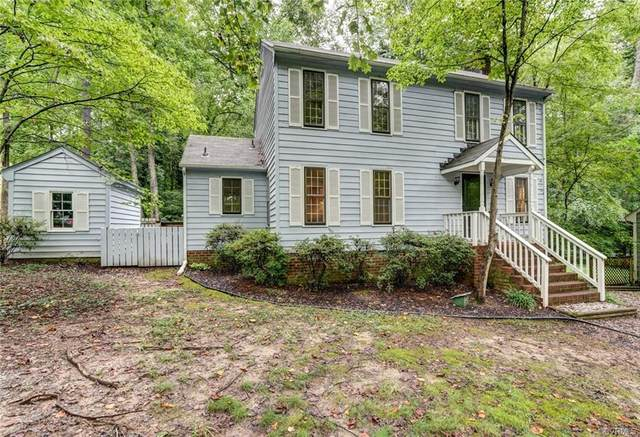 4501 Heritage Woods Lane, Chesterfield, VA 23112 (#2029803) :: The Bell Tower Real Estate Team