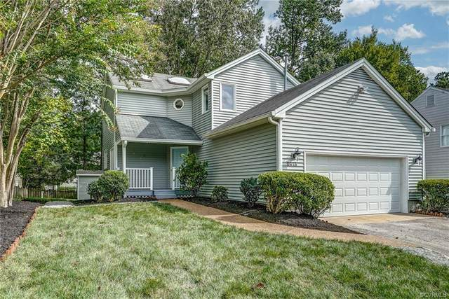 2613 Whiteclift Drive, Henrico, VA 23233 (MLS #2029844) :: Keeton & Co Real Estate