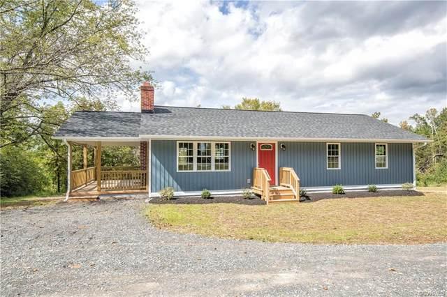 2910 Lowry Road, Columbia, VA 23038 (MLS #2029849) :: Keeton & Co Real Estate