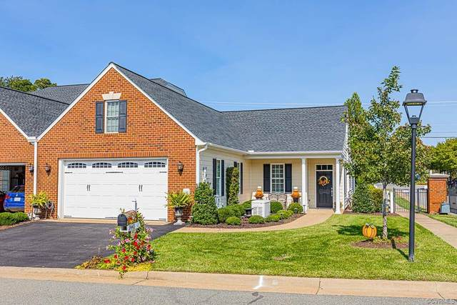 9440 Berry Patch Lane, Mechanicsville, VA 23116 (MLS #2029938) :: Village Concepts Realty Group