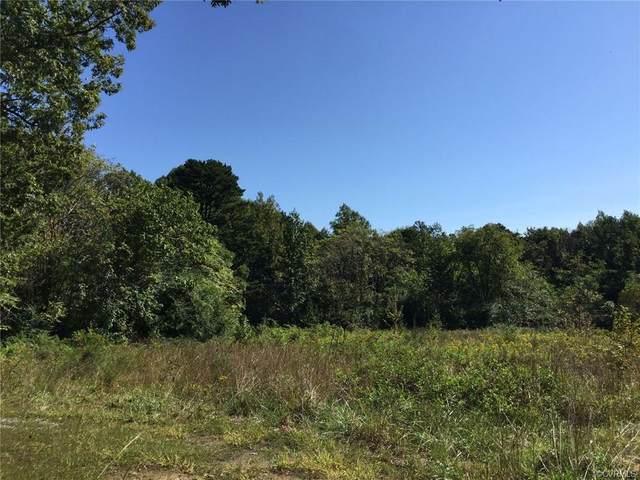 816 Louisa Avenue, Louisa, VA 23117 (MLS #2029943) :: Keeton & Co Real Estate