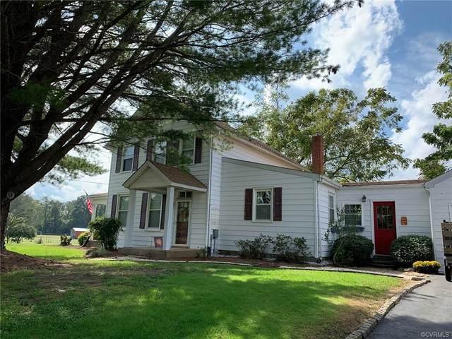 3401 Spring Run Road, Mechanicsville, VA 23111 (MLS #2029946) :: Keeton & Co Real Estate