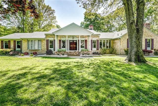1401 Aqua Vista Lane, Henrico, VA 23231 (MLS #2029963) :: Treehouse Realty VA