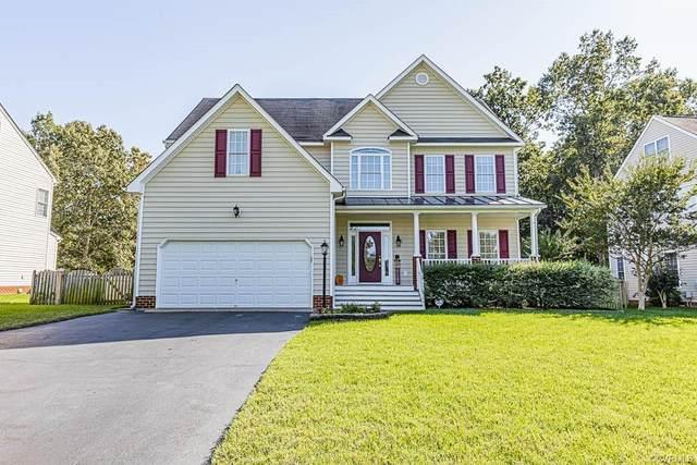 6393 Harbour Mist Lane, Mechanicsville, VA 23111 (MLS #2029995) :: Keeton & Co Real Estate