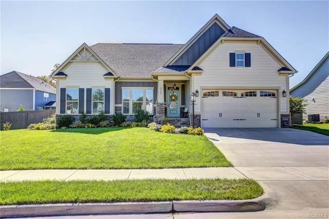 8235 Washburn Court, Mechanicsville, VA 23116 (MLS #2030068) :: Keeton & Co Real Estate