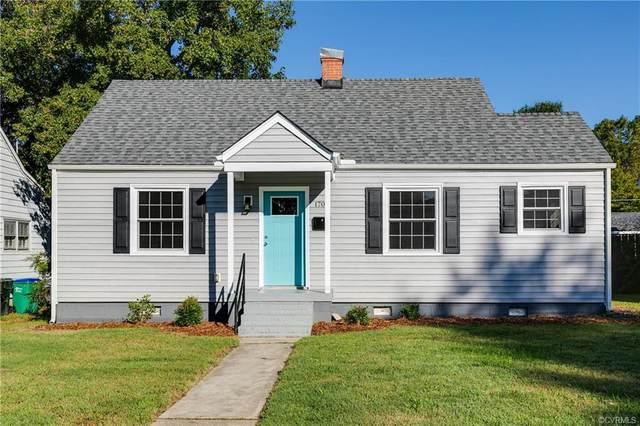 1708 Fenton Street, Richmond, VA 23231 (MLS #2030097) :: Keeton & Co Real Estate
